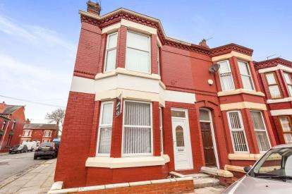3 Bedrooms End Of Terrace House for sale in Silverdale Avenue, Old Swan, Liverpool, Merseyside, L13