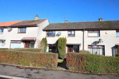 3 Bedrooms Terraced House for sale in Broom Road, Glenrothes