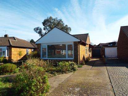 3 Bedrooms Bungalow for sale in Fareham, Hampshire