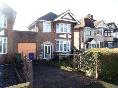 3 Bedrooms Detached House for sale in Lower Road, Hednesford, Cannock, Staffordshire