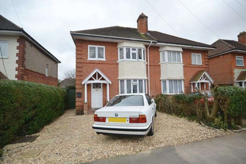 3 Bedrooms Semi Detached House for sale in Horsham Avenue, Bournemouth