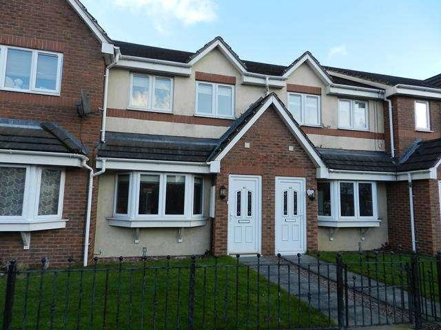 3 Bedrooms Mews House for sale in Warrington Road, Glazebury, Warrington, WA3 5NA