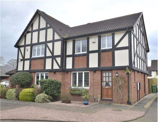 3 Bedrooms Semi Detached House for sale in West End Lane, Hucclecote, GLOUCESTER, GL3 3TD