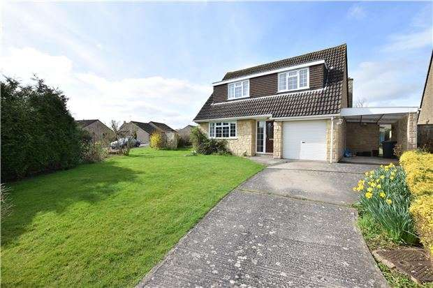 4 Bedrooms Detached House for sale in Springfield, Norton St. Philip, BATH, Somerset, BA2 7NR