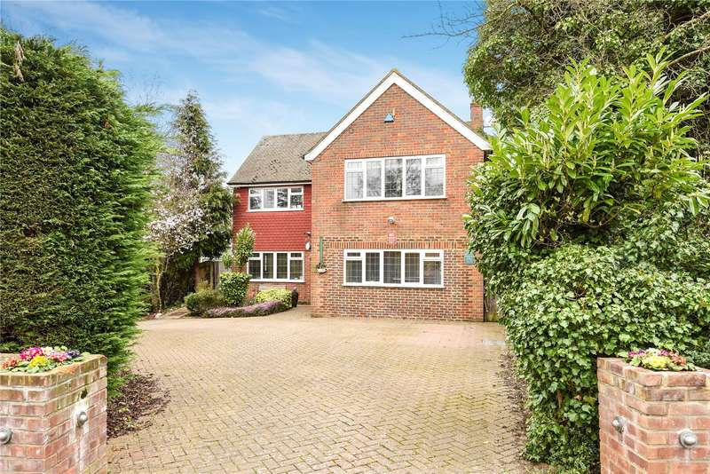 5 Bedrooms House for sale in Eastbury Avenue, Northwood, Middlesex, HA6