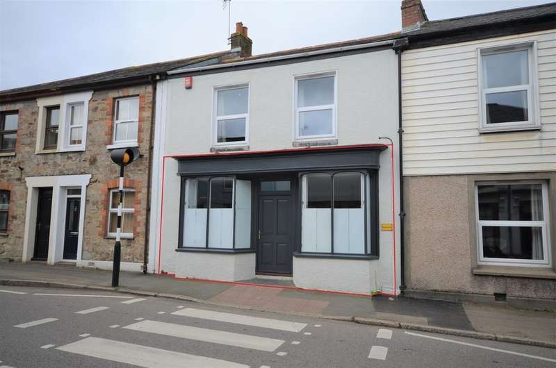 2 Bedrooms Apartment Flat for sale in Fore Street, Chacewater, Truro