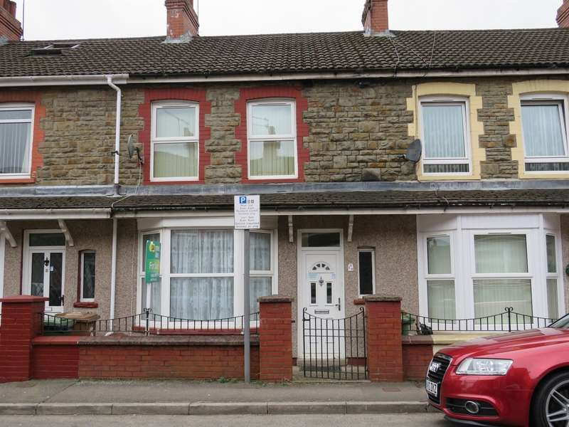 3 Bedrooms Terraced House for sale in William Street, BLACKWOOD