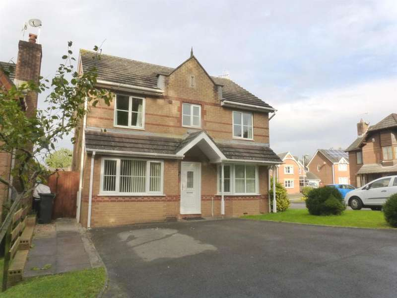 4 Bedrooms Detached House for sale in Cwrt Yr Eos, Margam, Margam Park Village