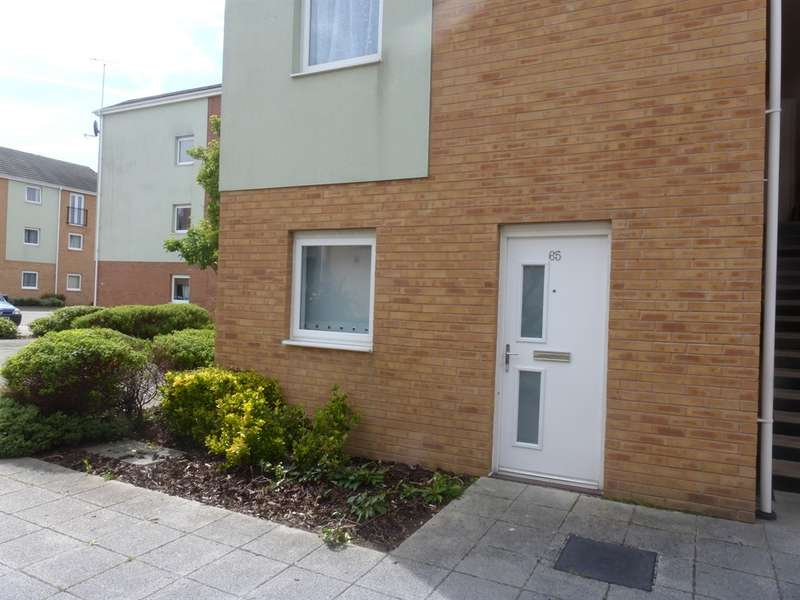 1 Bedroom Apartment Flat for sale in Mill Meadow, North Cornelly, Bridgend