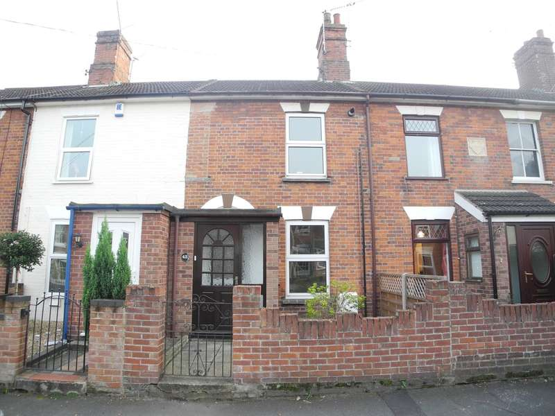3 Bedrooms Terraced House for sale in Denmark Road, Beccles, Suffolk