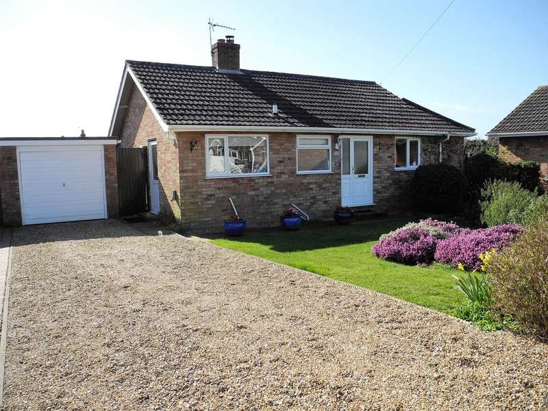 3 Bedrooms Detached Bungalow for sale in Priory Close, Alpington