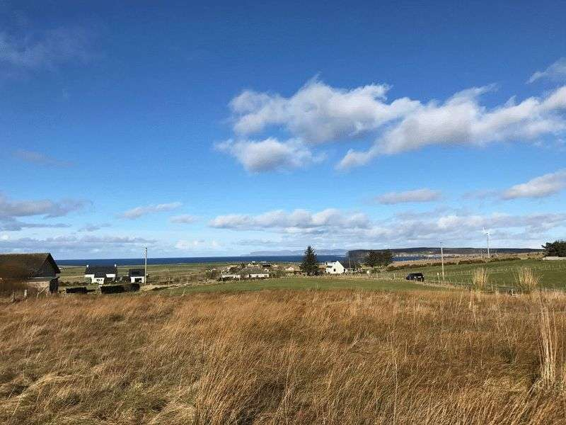 Land Commercial for sale in Plot at Sibmister Road, Murkle, Thurso, Caithness