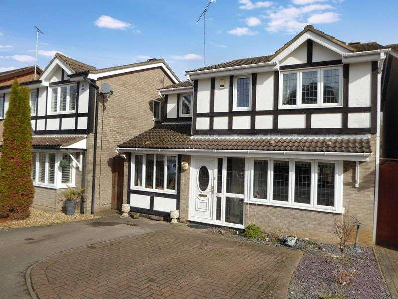 5 Bedrooms Detached House for sale in Rylands Heath, Luton