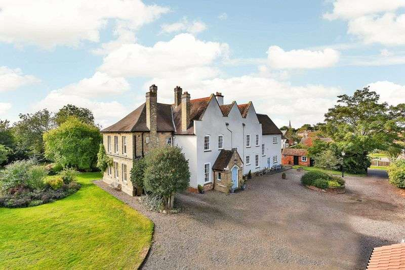 9 Bedrooms Detached House for sale in The Old Rectory, Claypole