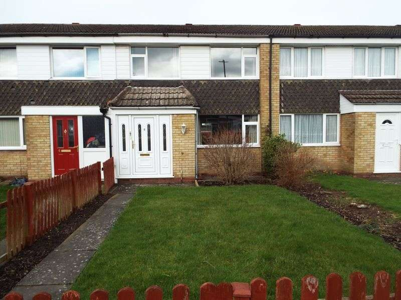 3 Bedrooms Terraced House for sale in Birstall Way, Birmingham