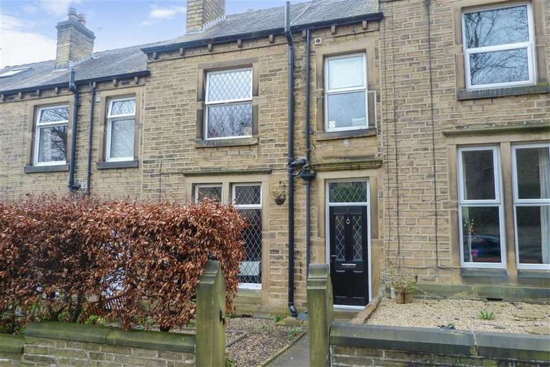3 Bedrooms Property for sale in 5, Newland Avenue, Birkby, Huddersfield