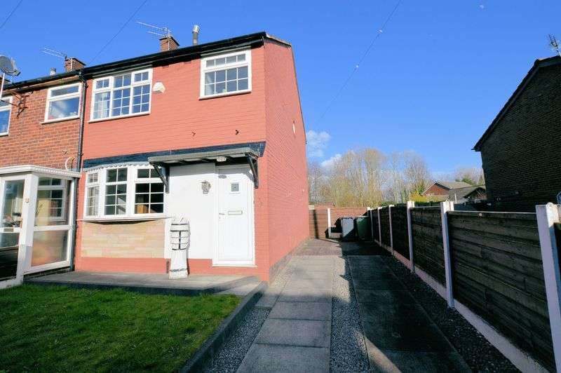 2 Bedrooms House for sale in Alma Street, Manchester