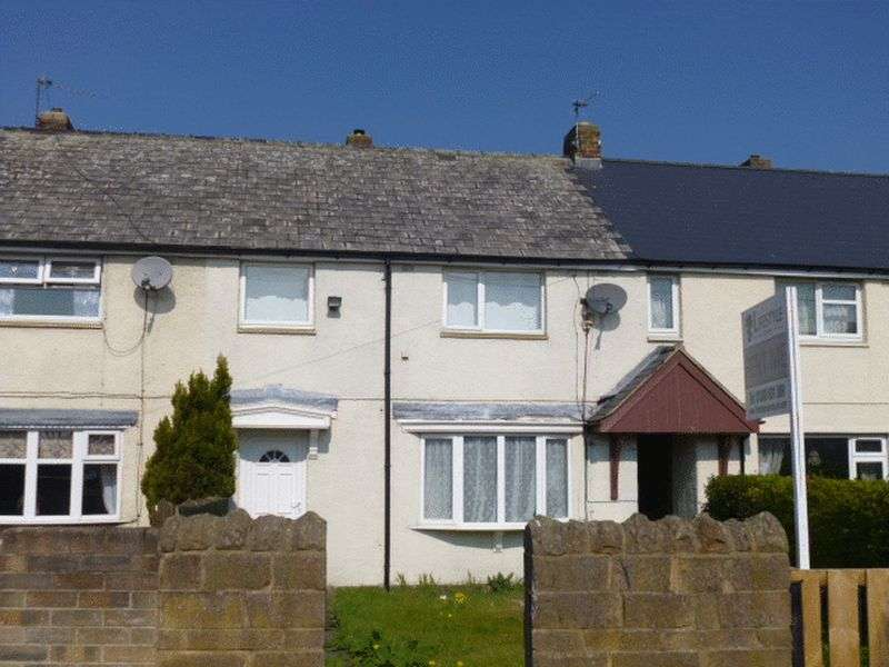 3 Bedrooms Terraced House for sale in Wellgarth, Evenwood