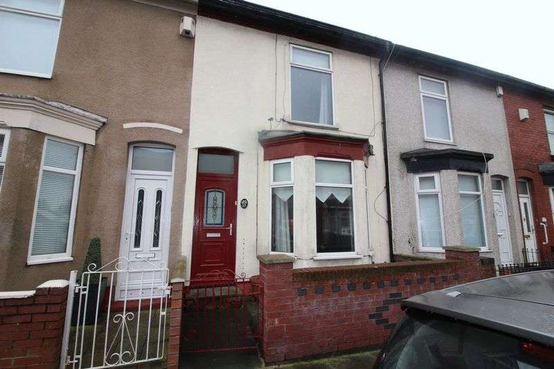 3 Bedrooms Terraced House for sale in Tattersall Road, Liverpool