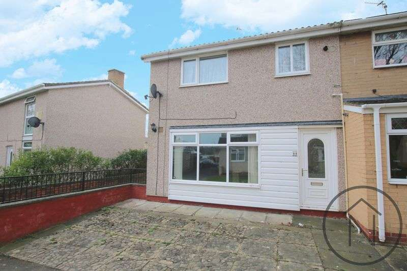 3 Bedrooms Terraced House for sale in St Aidans Walk, Newton Aycliffe