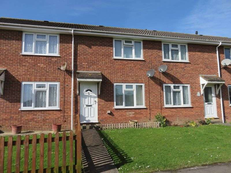 2 Bedrooms Terraced House for sale in Thorndun Park Drive, Chard