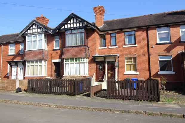 2 Bedrooms Flat for sale in Marina Road, Stroke-On-Trent, Staffordshire, ST4 5PG