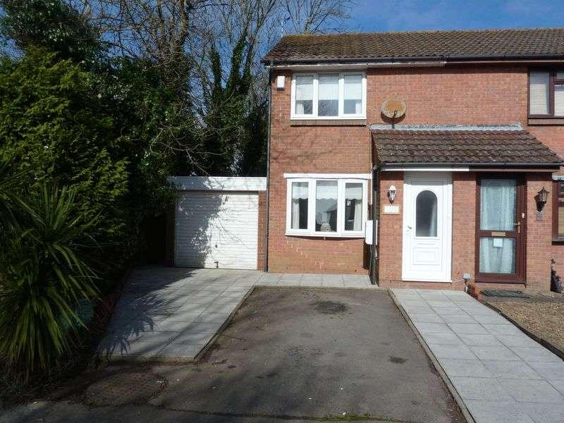 2 Bedrooms Semi Detached House for sale in Murlande Way, Rhoose
