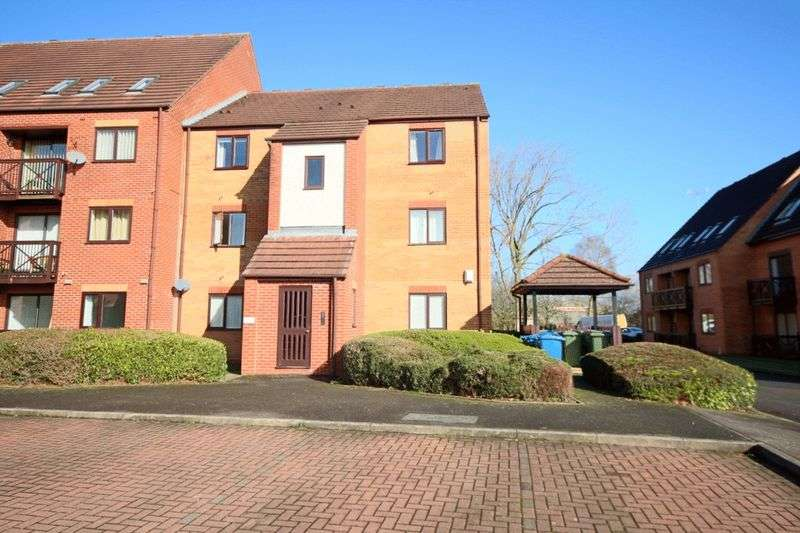1 Bedroom Flat for sale in Peter James Court, Stafford