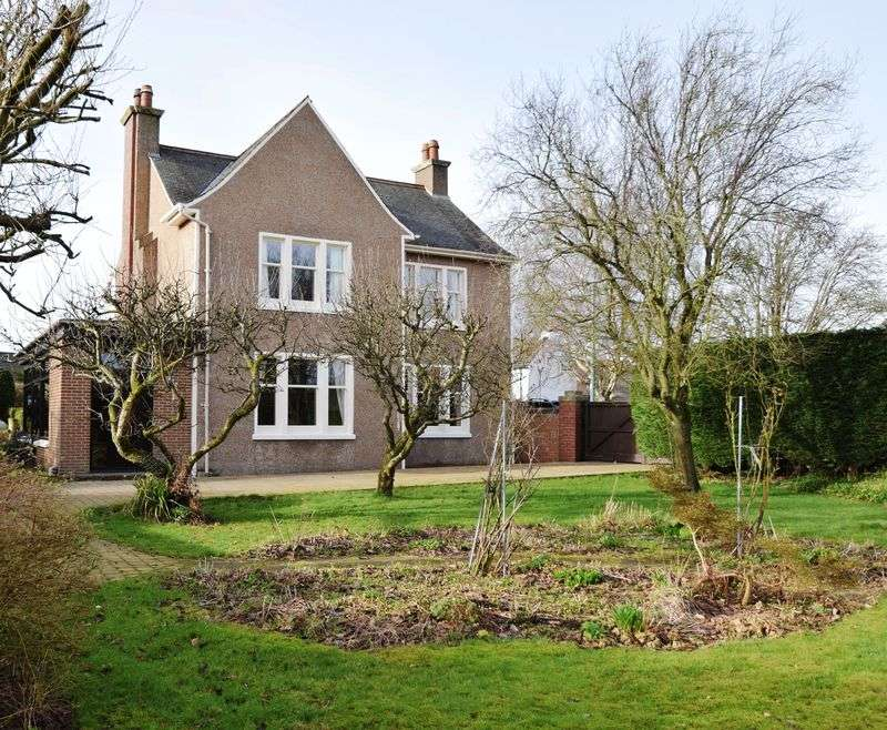 4 Bedrooms Detached House for sale in 67 Main Street, Symington, Biggar