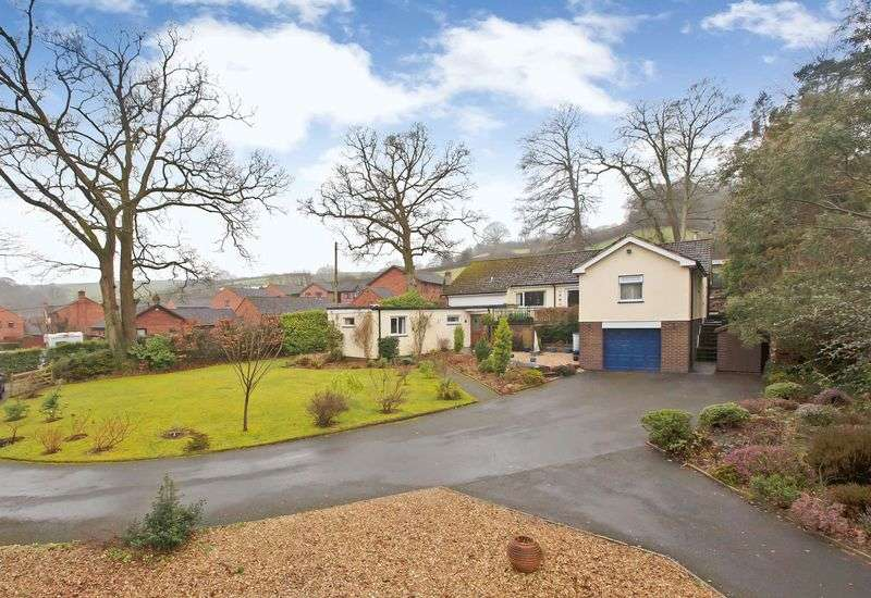 4 Bedrooms Detached Bungalow for sale in Ashley Area