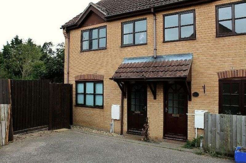 2 Bedrooms Semi Detached House for sale in Orchard Row, Soham