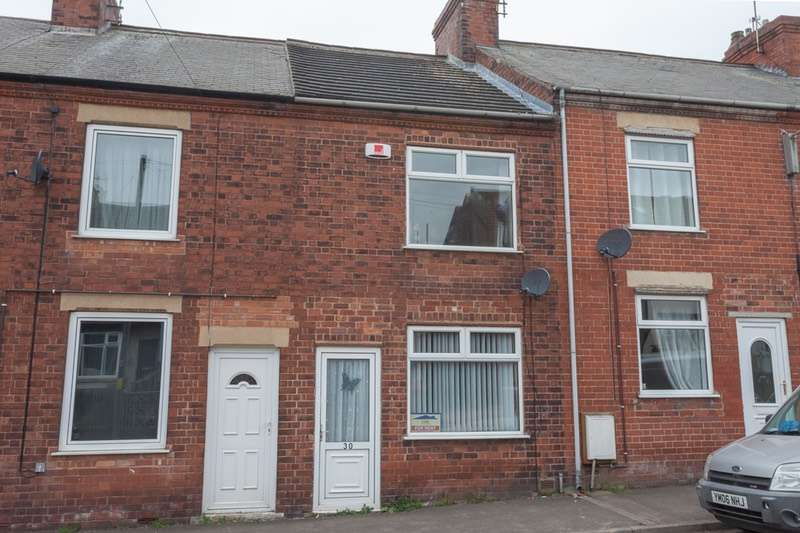 2 Bedrooms Terraced House for sale in Barton Street, Chesterfield, Derbyshire, S43
