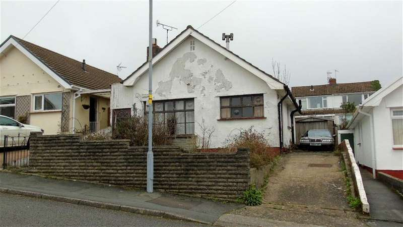 2 Bedrooms Detached Bungalow for sale in Lime Grove, Swansea, SA2