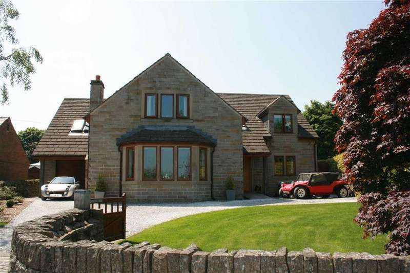 6 Bedrooms Detached House for sale in Chapelgate, Scholes, Holmfirth, HD9