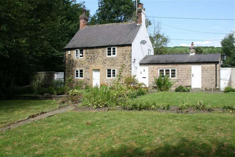 2 Bedrooms Detached House for sale in The Cottage, 8, Birley Hay, Ridgeway, Sheffield, S12
