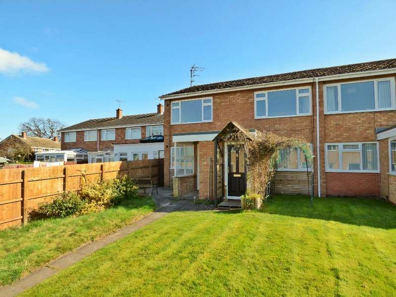 2 Bedrooms Apartment Flat for sale in Bardolph Close, Redhill, Hereford
