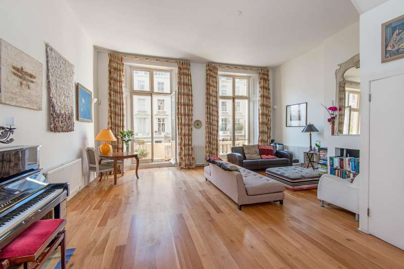 3 Bedrooms Flat for sale in Warrington Crescent, Little Venice