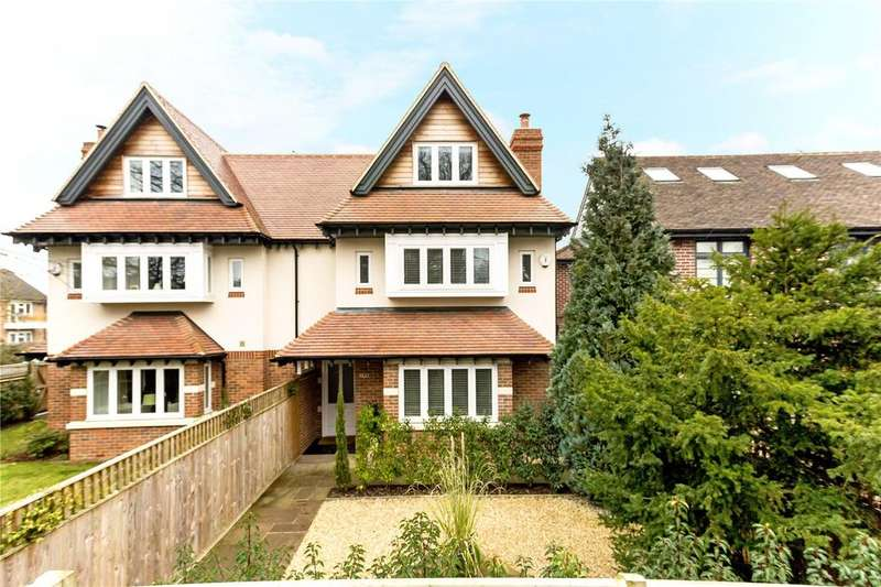 4 Bedrooms Semi Detached House for sale in Banbury Road, Oxford, OX2