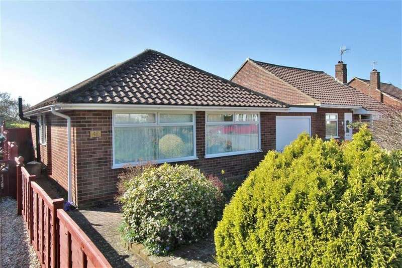 2 Bedrooms Detached Bungalow for sale in Upper Chyngton Gardens, Seaford