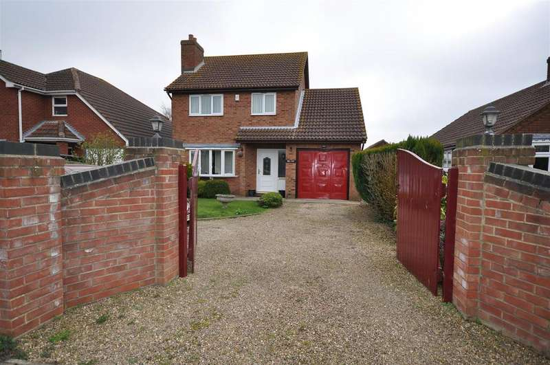 3 Bedrooms Detached House for sale in Caleb Hill Road, Old Leake, Boston