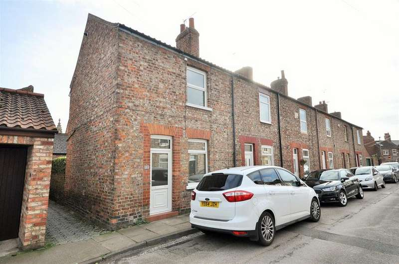 2 Bedrooms Terraced House for sale in Harrison Street, Heworth
