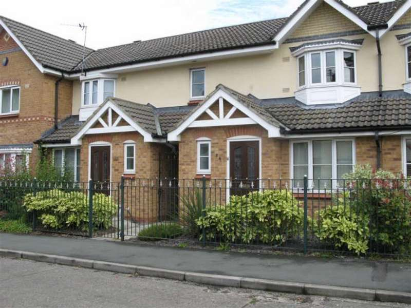 2 Bedrooms Mews House for sale in Thornsgreen Road, Woodhouse Park