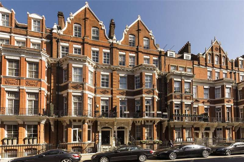 2 Bedrooms Flat for sale in Green Street, Mayfair, London, W1K