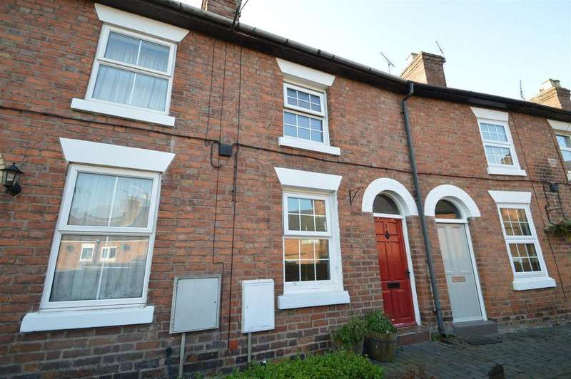 2 Bedrooms Terraced House for sale in 5 Copthorne Rise, Shrewsbury, SY3 8NT