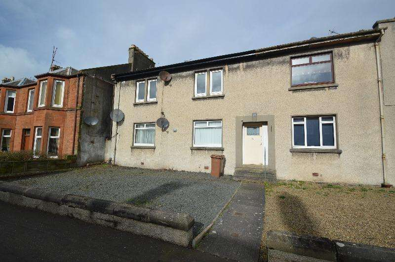 2 Bedrooms Flat for sale in Gillies Street, Troon, South Ayrshire, KA10 6QH
