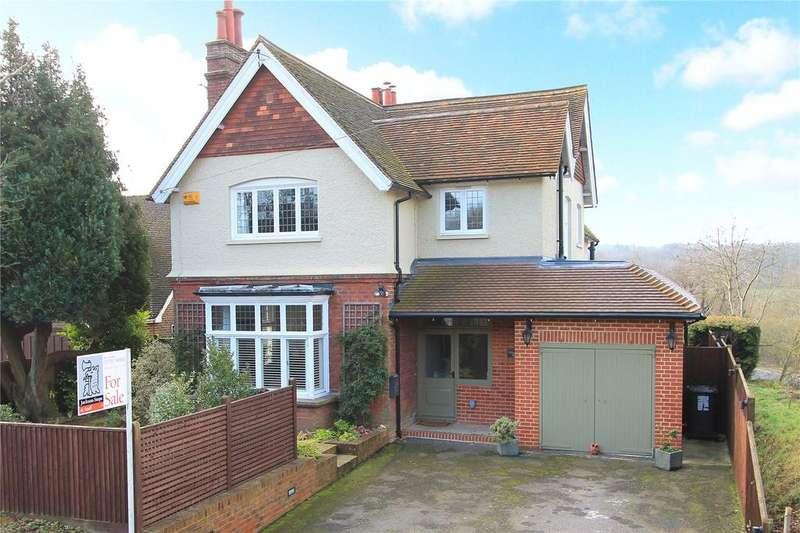 4 Bedrooms Detached House for sale in Fen Pond Road, Ightham, Sevenoaks, Kent, TN15