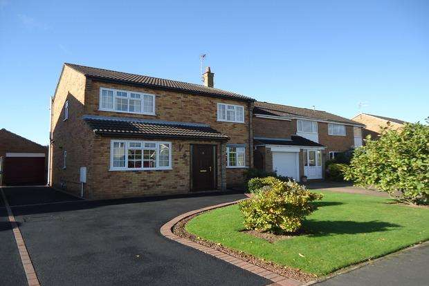 4 Bedrooms Detached House for sale in Norfolk Road, Desford, Leicester, LE9