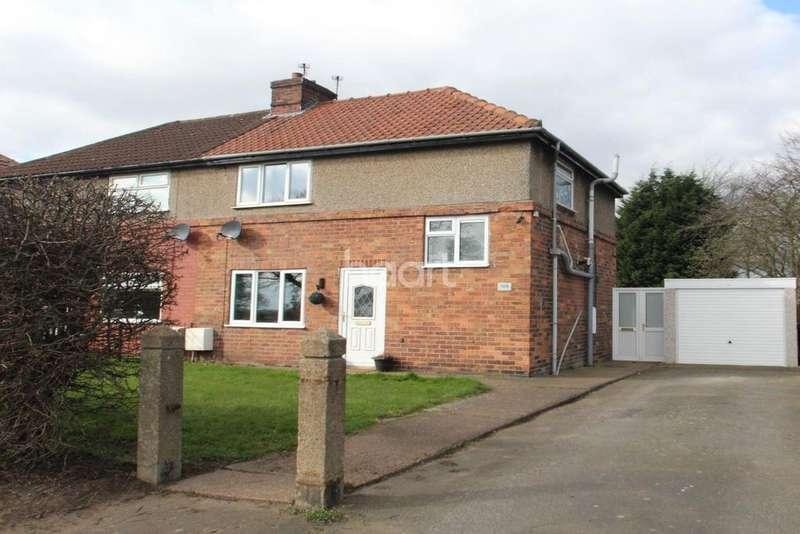 3 Bedrooms Semi Detached House for sale in Doncaster Road, Hatfield