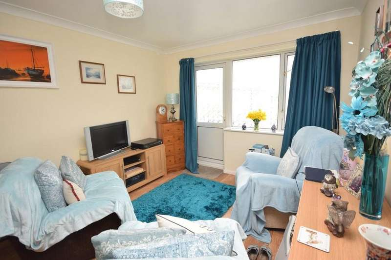 1 Bedroom Flat for sale in Garden Way, Newport