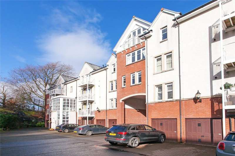 3 Bedrooms Penthouse Flat for sale in Whitecraigs Court, Whitecraigs, Glasgow, Lanarkshire